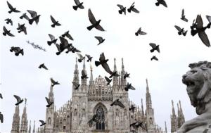 Sr. Mary Ann Hawes - Milan Duomo